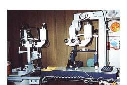 (ドイツ・ツァイス社製)75SL細隙燈顕微鏡眼底検査器