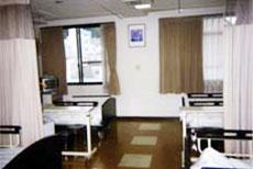 入院室(相部屋)